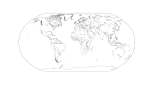 Networks on Maps (with Python) | Sociology Hacks